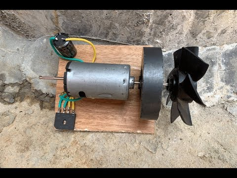 100%  Free energy  working new self running generator easy homemade at home