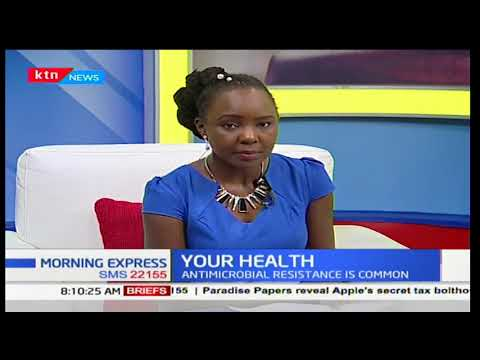 YOUR HEALTH: Anti-Microbial resistance
