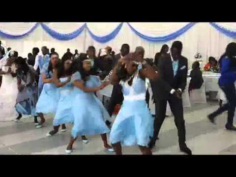 Best Of African Wedding Dance
