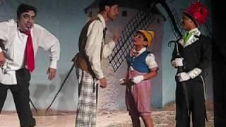 Obra de Teatro Pinocho