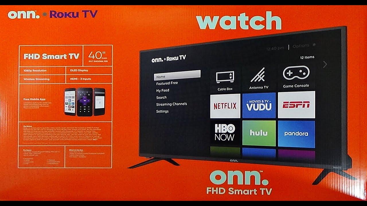 TCL 40S325 40-Inch Class LED 3-Series  1080p 3 HDMI USB Smart Roku TV Black