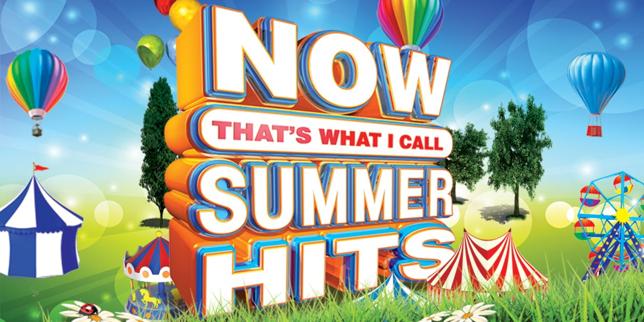 NOW That's What I Call Summer Hits | Now That's What I Call
