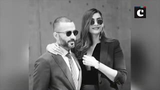 Sonam Kapoor, Anand Ahuja make style statement at Milan Fashion Week