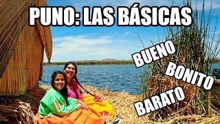 BÁSICAS DE PUNO: BUENO BONITO Y BARATO - MPV