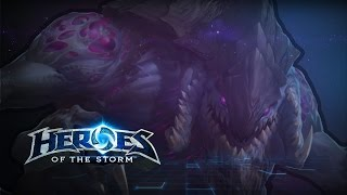 ♥ Heroes of the Storm - Dehaka Stealth!