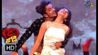 Suraj and  Mayuri Performance | Dhee Jodi |  10th October 2018 | ETV Telugu