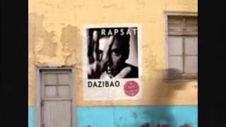PIERRE RAPSAT Extraits de l'album DAZIBAO