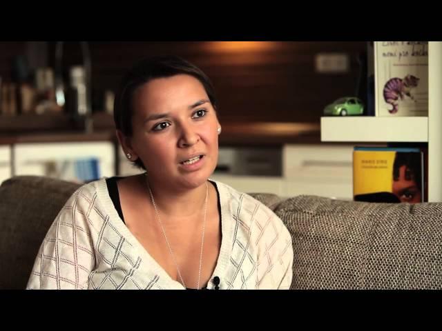 Andrea Medunova (p?íb?h pacienta) - LYMFOM HELP