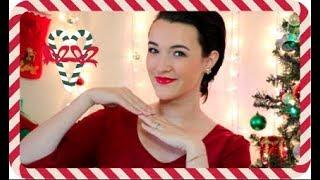 GRWM: Festive Christmas Look | Brandi Noelle
