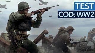 Call of Duty: WW2 - Test: Ein CoD mit Leib und Seele