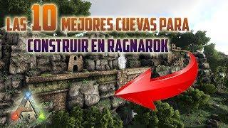 Las 10 mejores cuevas para construir en Ragnarok | ARK