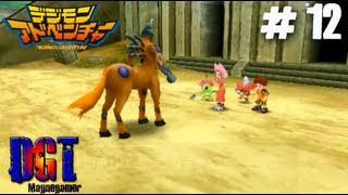 Detonado De Digimon Adventure # 12