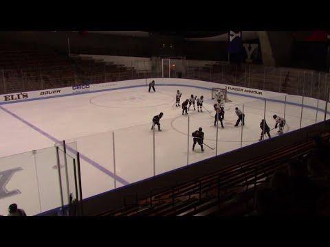 Womens Hockey: Vermont vs. UConn (1/11/14) - YouTube