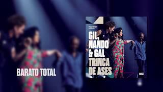 Baixar Multishow Ao Vivo Gil, Nando & Gal: Trinca de Ases | Barato Total