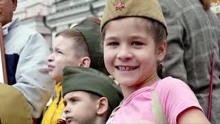 Легендарная песня «День Победы» впервые прозвучала на татарском языке