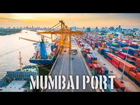 Maharashtra - Mumbai Port |Biggest Port of India