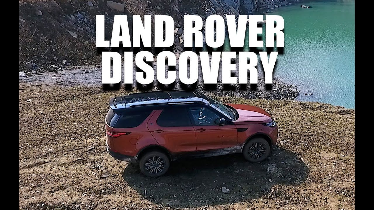 Land Rover Discovery 2017 (ENG) – Test Drive and Review