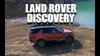 Land Rover Discovery 2017 (ENG) - Test Drive and Review