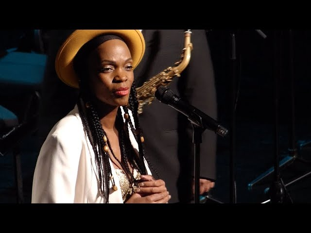 Renee Neufville & The Roy Hargrove Quintet | Lincoln Center, NYC 1-8-19