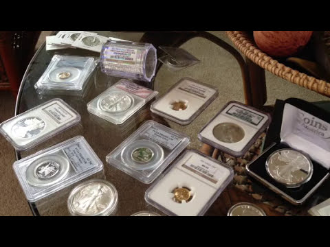 eBay Certified Gold & Silver Coins