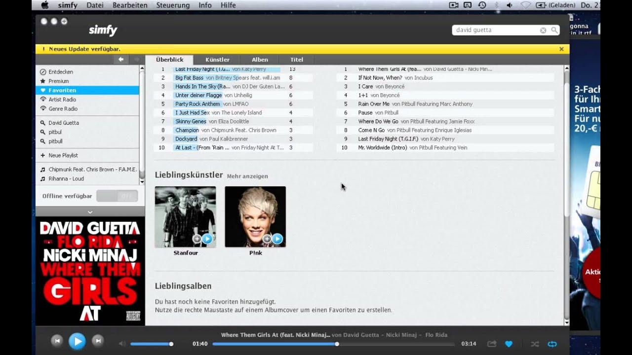 musik online gratis hören