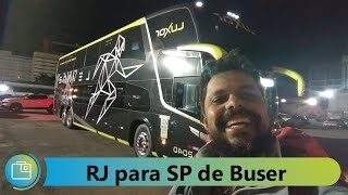 De Buser do Rio de Janeiro para São Paulo