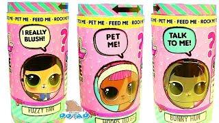 - Интерактивный Питомец для Куклы Лол LOL SURPRISE INTERACTIVE Моя коллекция Лол Распаковка Лол