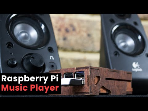 An Easy Raspberry Pi Music Player Tutorial