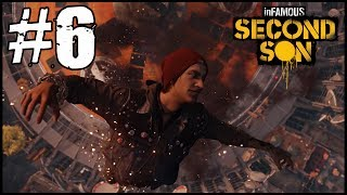 Infamous Second Son Gameplay Walkthrough w/ SSoHPKC Part 6 - The Banner Man