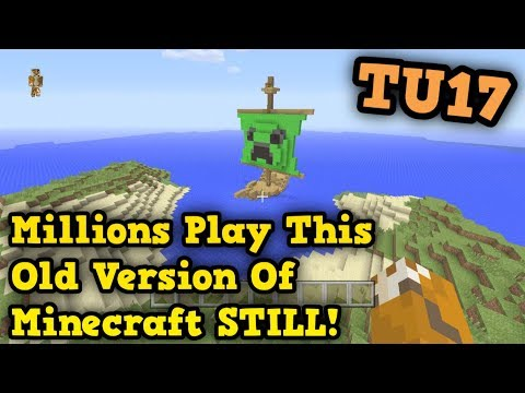Minecraft Ps Xbox One People Still Play This Update