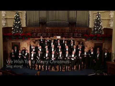 Capital City Men's Chorus - We Wish You a Merry Christmas (2016)