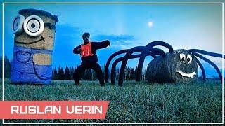 Новые краски | Чем питаться в велопоходе | Шикарный дом в глуши | Ruslan Verin # 18