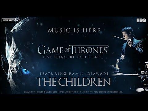 ''The Children'' | Ramin Djawadi | Game Of Thrones Live | Ziggo Dome, Amsterdam