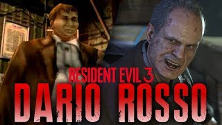 Dario Rosso in Resident Evil 3 Remake - (Road to RE3 Remake)