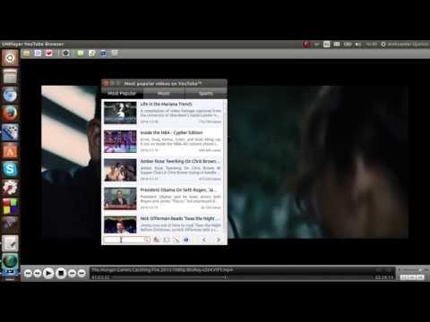 The best player for movies/videos on Ubuntu 14.10 (Najbolji plejer za filmove Ubuntu 14.10)