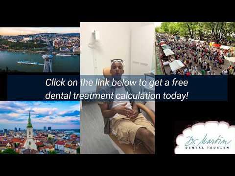 Dental Holiday to Bratislava- Testimonial
