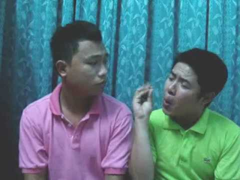 Hát Vang Rằng Em Yêu Anh (Đẹp từng Centimet OST) - Two Boys Lipsync