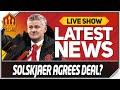 Solskjaer Agrees Transfer Deal? Man Utd News