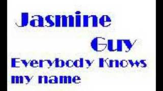 Jasmine Guy - Everybody Knows my name(Produced by DJ EDDIE F & NEVELLE)