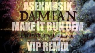 Skrillex - Make It Bun Dem (@ASEKMusik