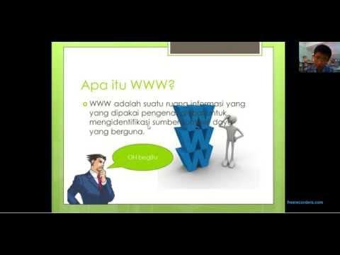 PPT Mengenai world wide web