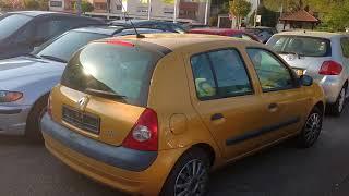 Gebrauchtwagentest Renault Clio II