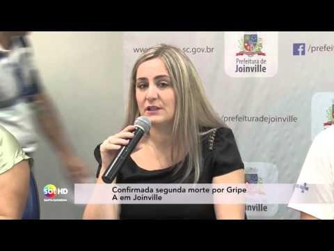 Confirmada segunda morte por Gripe A em Joinville