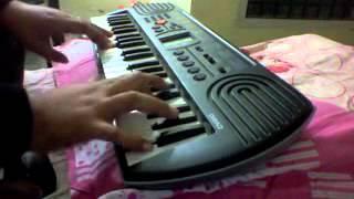 Jadu Teri Nazar - Casio SA-77 (Piano Cover)