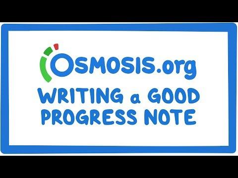 clinician's-corner:-writing-a-good-progress-note