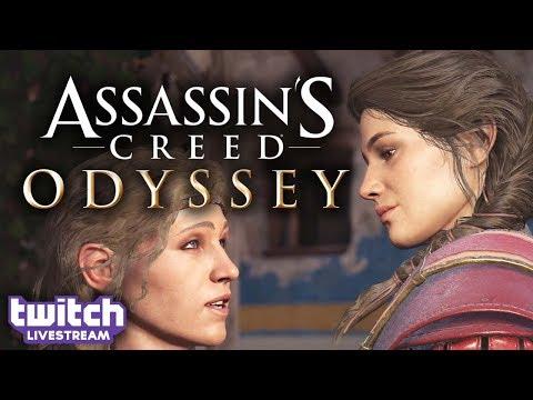 Kassandra und die Frauen 🎮 ASSASSIN'S CREED: ODYSSEY #047