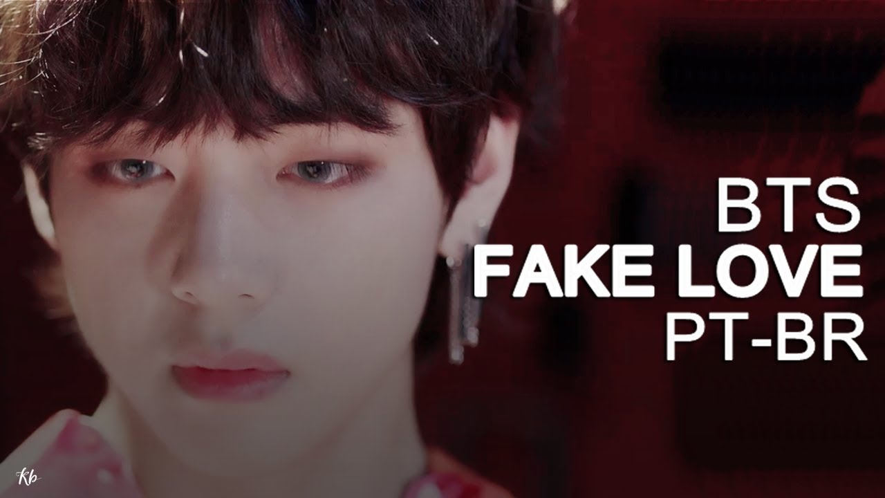BTS - FAKE LOVE  (TRADUÇÃO | LEGENDADO PT-BR) | KPOP BRASIL