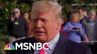 Court Filings Show Donald Trump As Key Figure In Federal Investigations   Velshi & Ruhle   MSNBC