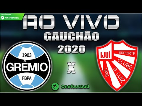Grêmio x São Luiz Ao Vivo | Gauchão 2020 | 3ª Rodada | Narração