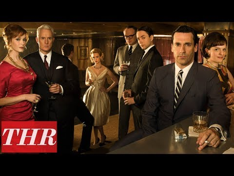AMC's 'Man Men' Introduced Us to Don Draper This Month in 2007 | THR Anniversary